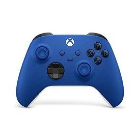 Xbox ワイヤレス コントローラー (ショック ブルー)[ラッピング可]