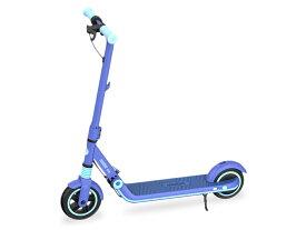 【正規販売店】 Ninebot eKickscooter E8 ブルー 子供用 キッズ用 電動 キックボード キックスクーター 折たたみ式 セグウェイ ナインボット