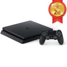 ソニー プレステ4 本体 500GB プレイステーション4 ジェット・ブラック CUH-2200AB01 PS4 [ラッピング対応不可] 1~3営業日