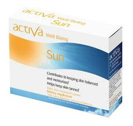 アクティバ・サン(Activa Sun)紫外線対策 ハーブサプリメント