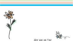 【即納】 メッセージカード 3-a1 マーガレット・未記入のカード