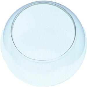 【即納】 ガラス 斜口瓶 120mm 1個 テラリウム 苔 インテリア 平底 ボウル ドーム 丸 花器 花瓶 置物 ガラス細工 ハーバリウム クリアリウム 小物入れ 透明 上品 きれい かわいい
