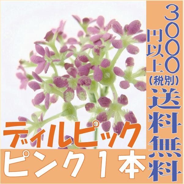 【即納】 プリアート ディルピック【ピンク 小分け 1本入】 ディスプレイミュージアム