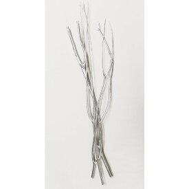 【即納】 そらプリ ドライフラワー 三又 シルバー 約3本 枝 木 正月 大地農園 クリスマス インテリア ハーバリウム 資材 花材 あす楽 プレゼント 贈り物 緑寿祝い お見舞い シンプル 癒し リース ツリー 材料 飾り 正月特集