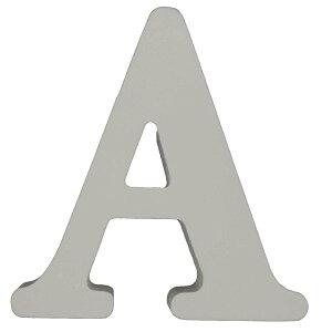 【即納】木製アルファベット文字 A スタンドタイプ 白 1個 100×95×15mm 固まるハーバリウム 装飾 装飾品 クリアリウム アクセサリー ハーバリウム アクセント オリジナル おうち時間 材料 飾り