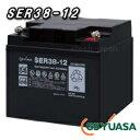 SER38-12 ジーエス・ユアサ サイクルサービス用密閉鉛蓄電池