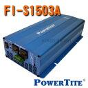 FI-S1503A 未来舎 正弦波インバーター 電源電圧:12V (1500W)
