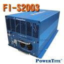 FI-S2003 未来舎 正弦波インバーター 電源電圧:24V (2000W)