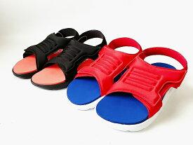 adidas COMFORT SANDAL C CBLACK-SOLRED-FTWWHT(EG2232) SCARLE-FTWWHT-ROYBLU(EG2234) アディダス コンフォート サンダル C キッズ(17cm-22cm)