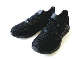 adidas FALCONRUN C CBLACK/CBLACK/CBLACK (EG1584) アディダス キッズ ランニング スニーカー (18cm-21.5cm)