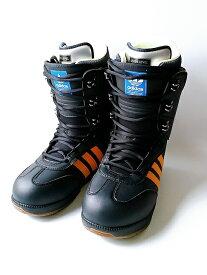 adidas SAMBAADV CBLACK/COGOLD/GUM5(D97893) アディダス メンズ スノーボード ブーツ(26.5cm-30cm)