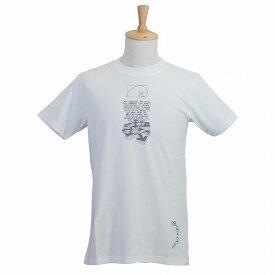 オフホワイト Tシャツ DRIPPING ARROWS SHORT SLEEVES SLIM TEE OMAA027R201850050110 ドリッピングアローズ スリムティー 半袖 メンズ OFF-WHITE