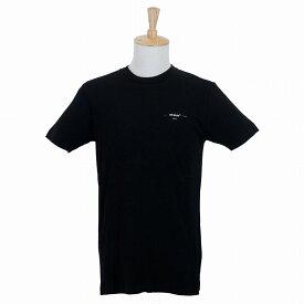 オフホワイト Tシャツ ブランド ARROW LOGO SHORT SLEEVES SLIM TEE OMAA027R201850321091 アローロゴ スリムティー 半袖 メンズ OFF-WHITE