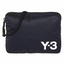 ワイスリー ポーチ FH9252 ストラップ付 メンズ ブラック ADIDAS YOHJI YAMAMOTO Y-3
