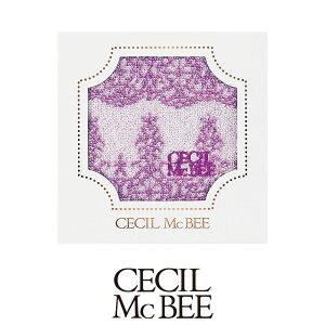 [CECIL McBEE] ジェマ/タオルハンカチ1枚 プチレース ギフト プレゼント ラッピング可 お中元 父の日 母の日 敬老の日