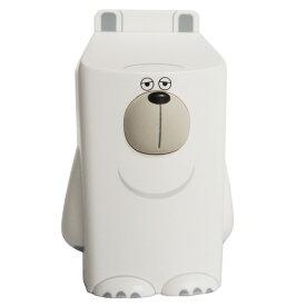 【送料無料】【電池別売】冷蔵庫 おしゃべり Fridgeezoo フリッジィズー 24 シロクマ 日本語