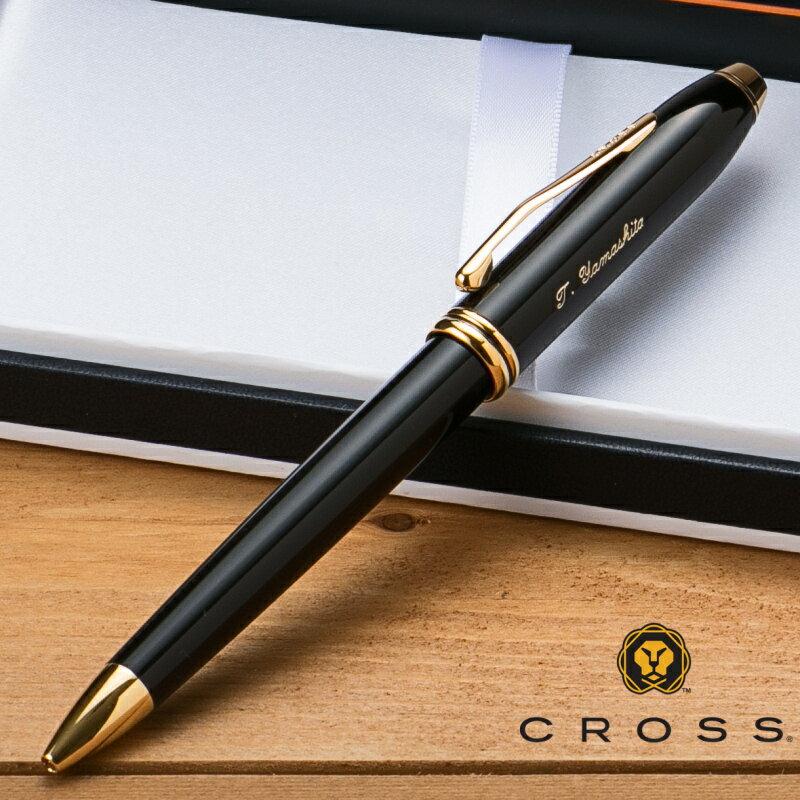 クロス CROSS タウンゼント ボールペン ブラックラッカー #572TW