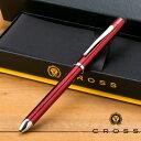 CROSS(クロス)TECH3+ テックスリープラス トランスルーセントレッドラッカー 複合ペン #AT0090-13