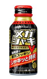 【送料無料!強刺激でスッキリ!】メガシャキV 1ケース(100ml×30本)