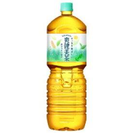 【メーカー直送】コカ・コーラ 爽健美茶 ペコらくボトル 1ケース(2LPET×6本)