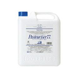 【除菌・防カビ・防臭・保湿・食品保存に!】食品用除菌アルコールスプレー ドーバー パストリーゼ77<5L>
