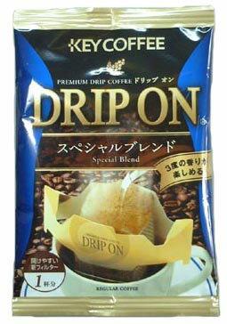 【送料無料】キーコーヒードリップオンスペシャルブレンドたっぷりお得なケース販売(300個入り)