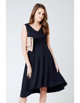 f0796e03b887f solregaro: RIPE maternity Rachel dress - black | Rakuten Global Market