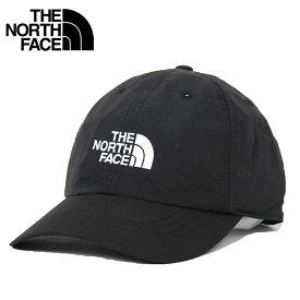 USモデル THE NORTH FACE ノースフェイス ホライゾン ハット メンズ 男性 レディース 女性 ローキャップ ロゴ キャップ 帽子 ブラック 黒 FN4 NORTHFACE THE HORIZON HAT BLACK