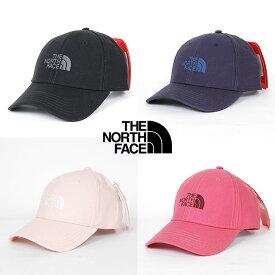 ノースフェイス ローキャップ クラシック ハット メンズ ブラック THE NORTH FACE 66 CLASSIC HAT ロゴ キャップ ローズ ピンク ネイビー 紺 黒 アジャスタブルベルト レディース 帽子 小物 アクセサリー FN4 NORTHFACE USモデル CAP