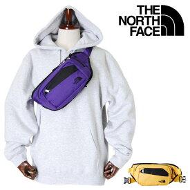 USモデル ノースフェイス ボディーバッグ ボザーヒップパック パープル イエロー ブラック メンズ 男性 レディース 女性 スリング 鞄 小物 アウトドア ショルダーバッグ 斜めがけバッグ THE NORTH FACE BOZER HIP PACK 2 v0g lr0