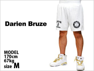 36% Off sale ships for Darien Bruze EAST VS WEST COLLECTION SHORTS WHITE Darien Bruce East versus West shorts white white pants death row records bad boy 2 Pack Biggie HIPHOP hip hop VFILE buying genuine real