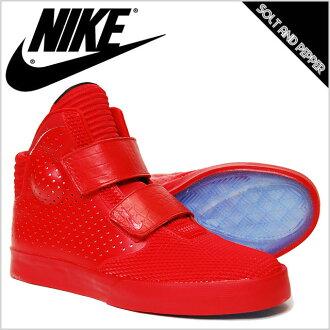 NIKE Nike FLYSTEPPER 2 K 3 PREMIUM SNEAKER RED 677473-601 fly stepper premium sneaker Red Red Shoes Sneakers sport MENS men's men genuine authentic