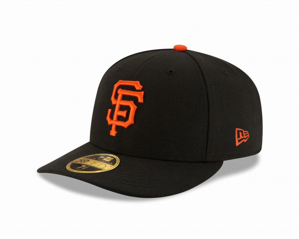 NEWERA ニューエラ LP 59FIFTY MLB On-Field サンフランシスコ・ジャイアンツ ゲーム メンズ 男性 レディース 女性 帽子 ハット 小物 アクセサリー 送料無料 NEW ERA 国内正規品 正規取扱店
