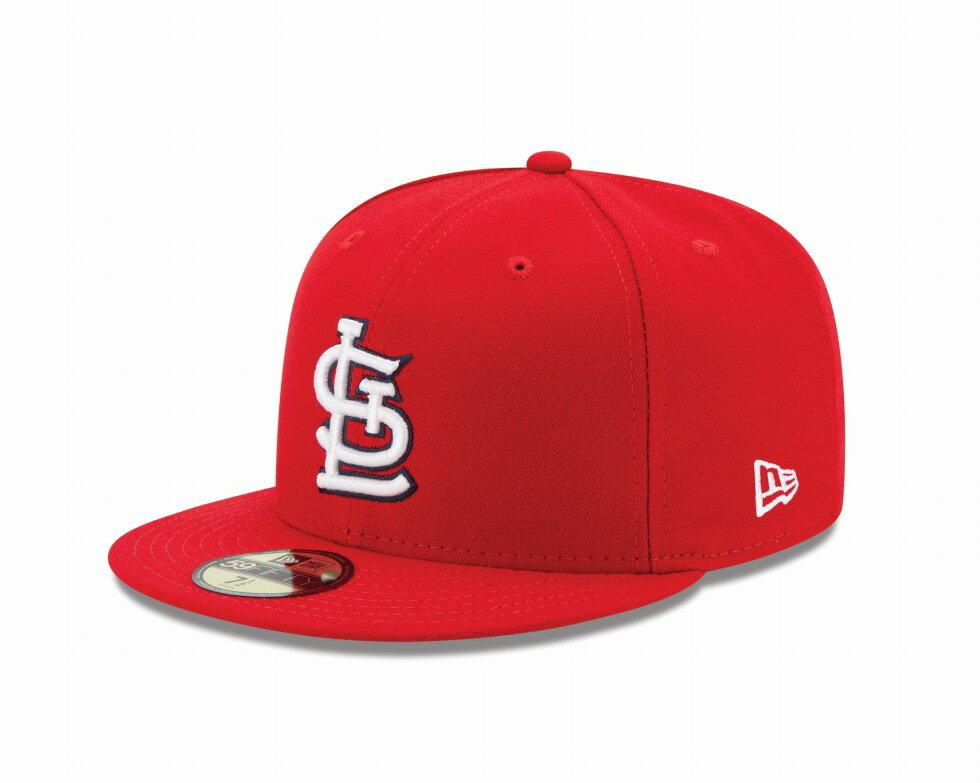 NEWERA ニューエラ 59FIFTY MLB On-Field セントルイス・カージナルス ゲーム メンズ 男性 レディース 女性 帽子 ハット 小物 アクセサリー 送料無料 NEW ERA 国内正規品 正規取扱店