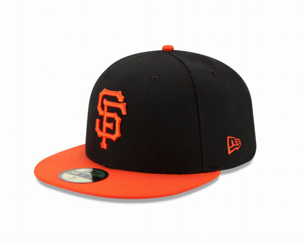 NEWERA ニューエラ 59FIFTY MLB On-Field サンフランシスコ・ジャイアンツ オルタネイト メンズ 男性 レディース 女性 帽子 ハット 小物 アクセサリー 送料無料 NEW ERA 国内正規品 正規取扱店