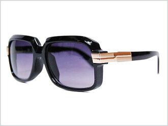 NO BRAND CAZAL 607 TYPE SUNGLASS未注册商标卡扎尔型太阳眼镜眼镜眼镜黑色架子人分歧D男性女性休闲老新闻酷80S HIPHOP嘻哈配饰JEWELRY小东西