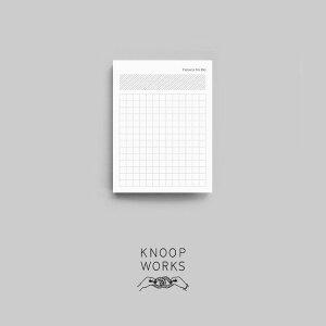 クノープワークス KNOOPWORKS 付箋 メモ THINGS TO DO