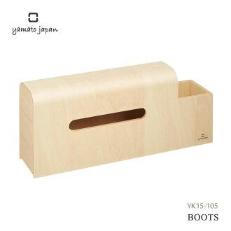 Yamato industrial art tissue box BOOTS accessories with storage tissue case YK15-105