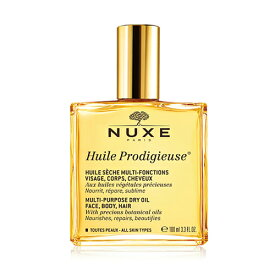今だけ価格♪ ニュクス NUXE プロディジューオイル 100ml 3264680002007 並行輸入品