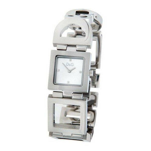 D&G TIME ドルチェ&ガッバーナ NIGHT&DAY レディースSSベルト腕時計 3719250889【ラッピング無料】【楽ギフ_包装】【10P11Mar16】【05P03Dec16】
