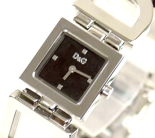 D&G TIME ドルチェ&ガッバーナ NIGHT&DAY レディースSSベルト腕時計 3719250892【ラッピング無料】【楽ギフ_包装】【10P11Mar16】【05P03Dec16】