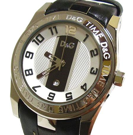 D&G TIME ドルチェ&ガッバーナUNOFFICIAL メンズ腕時計 DW0263【ラッピング無料】【楽ギフ_包装】【10P11Mar16】【05P03Dec16】