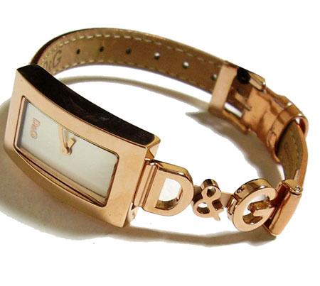 D&G TIME ドルチェ&ガッバーナMILANO D&G レディース腕時計 DW0266【ラッピング無料】【楽ギフ_包装】【10P11Mar16】【05P03Dec16】