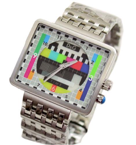 D&G TIME ドルチェ&ガッバーナMEDICINE MAN SSベルト腕時計 DW0197【ラッピング無料】【楽ギフ_包装】【10P11Mar16】【05P03Dec16】