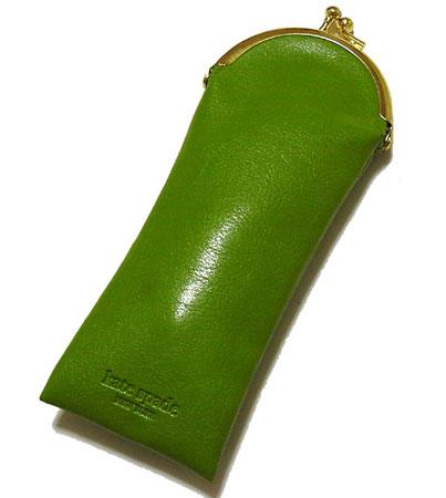 【楽天クリスマスSALE】kate spade/ケイトスペード メガネケース 【Luxury Brand Selection】【レディース ギフト】【ラッピング無料】【楽ギフ_包装】