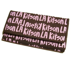 KITSON /キットソン 長財布 GRAFFITI WALLET 【Luxury Brand Selection】【ラッピング無料】【楽ギフ_包装】【10P11Mar16】【05P03Dec16】