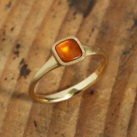 【各1点限定】【Signet Color Ring】リング レディース 指輪 シグネットリング カーネリアン マラカイト ラピスラズリ ボルダーオパール k18 18金 18k ゴールド 女性 大人 プレゼント ギフト