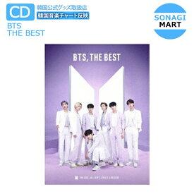 BTS, THE BEST [初回応募抽選券封入]【初回限定盤C】防弾少年団 日本アルバム バンタン/ 送料無料 おまけ付き