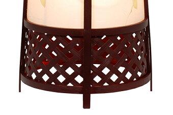 明日着く商品!コンパクトNEWスタイルモダン盆提灯。和モダンの粋が輝く都会的な盆提灯です。