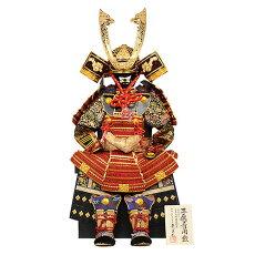 五月人形全身を守る着用ヨロイ鎧飾り